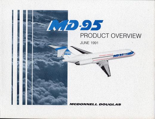 Vorderer Umschlag/Courtesy: McDonnell Douglas/Privatarchiv MD-80.com