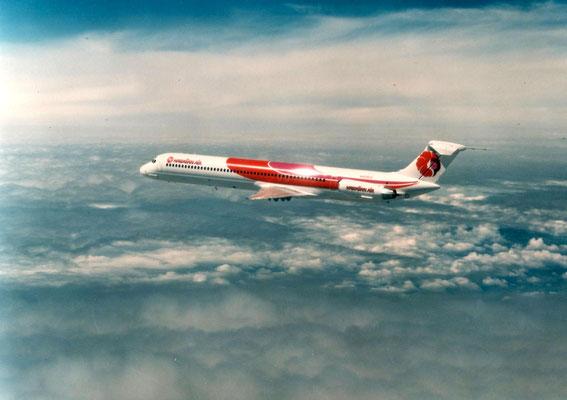 MD-81/Courtesy: Hawaiian Air