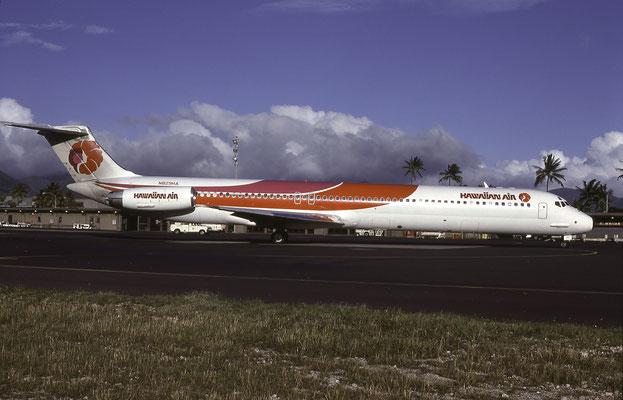 Courtesy: Hawaiian Air