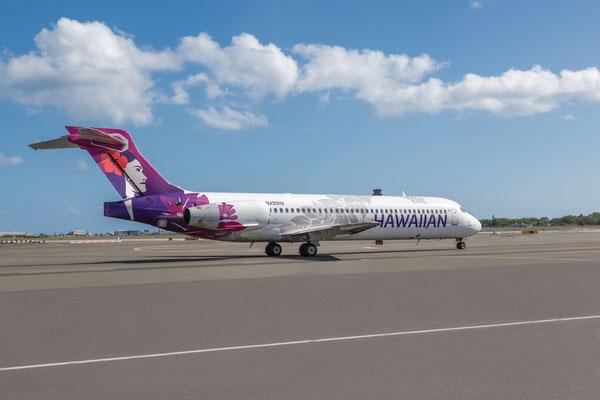 Courtesy: Hawaiian Airlines