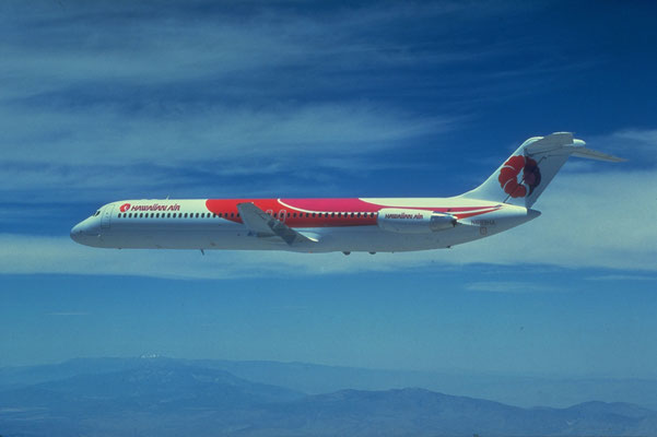 DC-9-51/Courtesy: Hawaiian Air