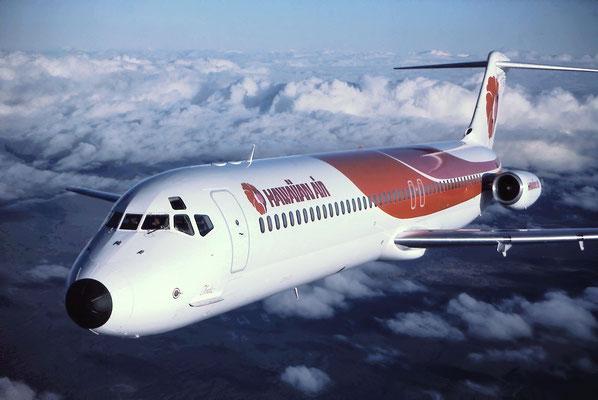 Hawaiian Air DC-9-50/Courtesy: Hawaiian Air