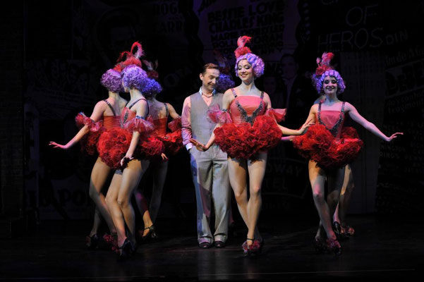 Crazy for you/Theater Magdeburg © Nils Böhme