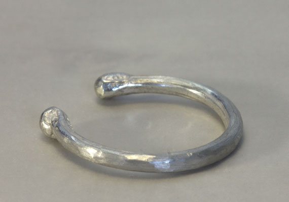 Ring; 925/_ Silber, Tork