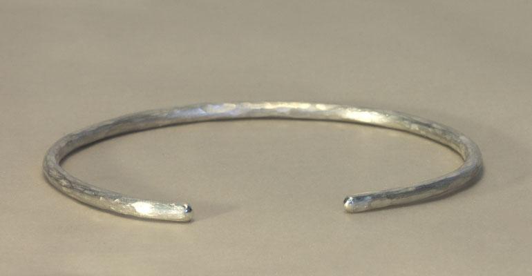 Armspange; 925/_ Silber, Tork
