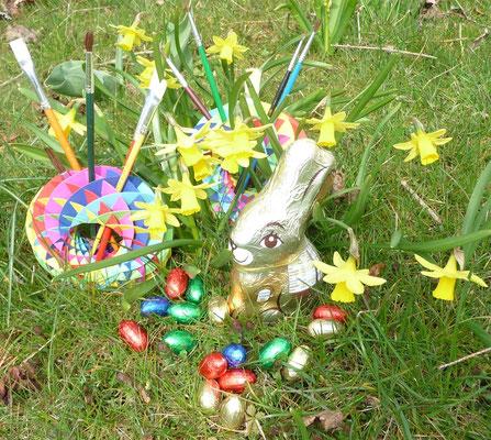 Villarceau Circles Toros 12 - Easter decoration. My new hobby is Kirigami