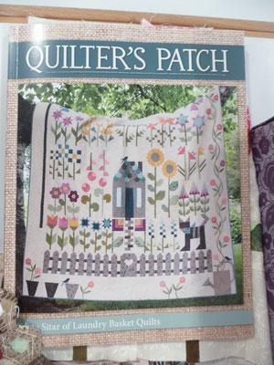 Quilters Patch Blumenquilt Editha Sitar