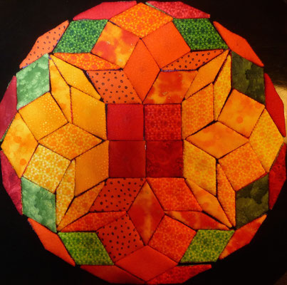The magnetic Dodecagon