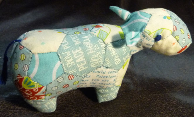 Das Hippo ist fertig.