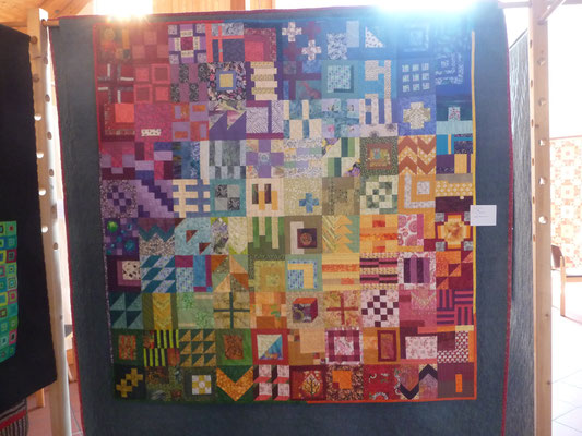 City Sampler Quilt von Hilde