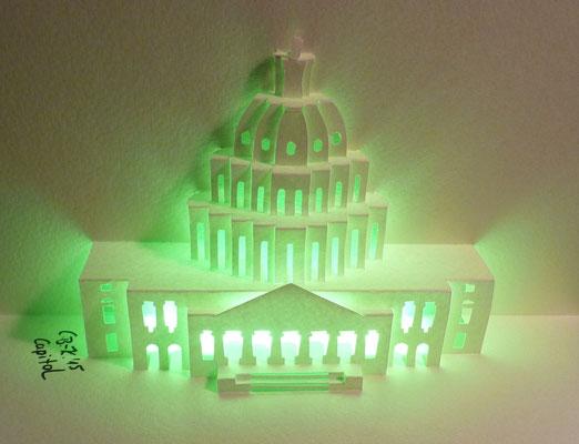 Kirigami Capitol