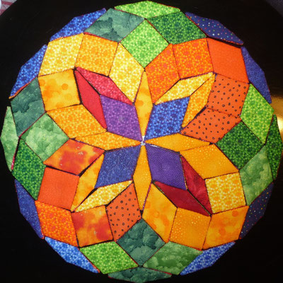 The magnetic Dodecagon: I like puzzles!