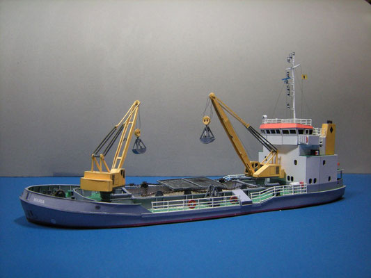 MV Maria, papershipwright