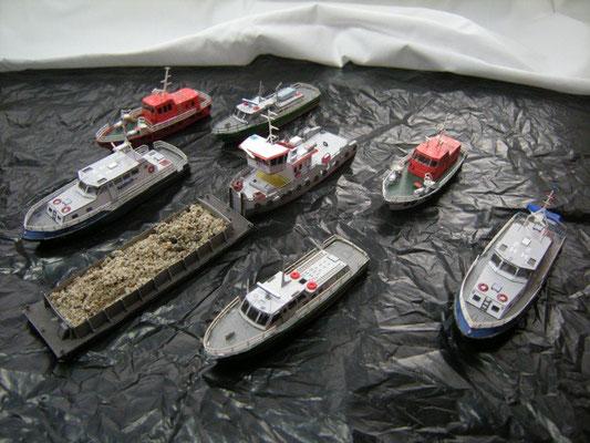 Hafenfahrzeuge 1, HMV