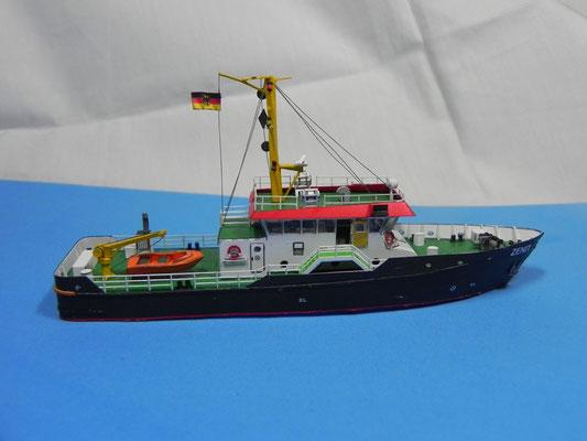 """Peil- und Vermessungsschiff """"Zenit"""", HMV"""