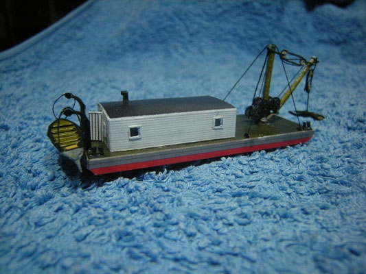 Snag Barge
