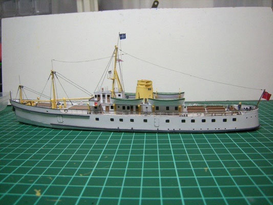 "RMV ""Scillonian"", papershipwright"