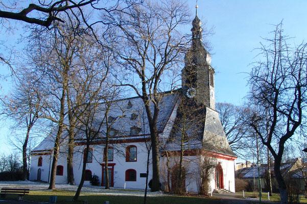 Die Hofer Lorenzkirche  (Anne Grießhammer, Thomas Schott)