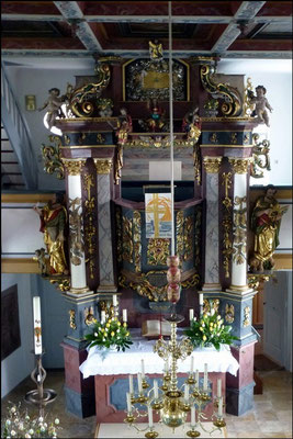 Kirche Marlesreuth