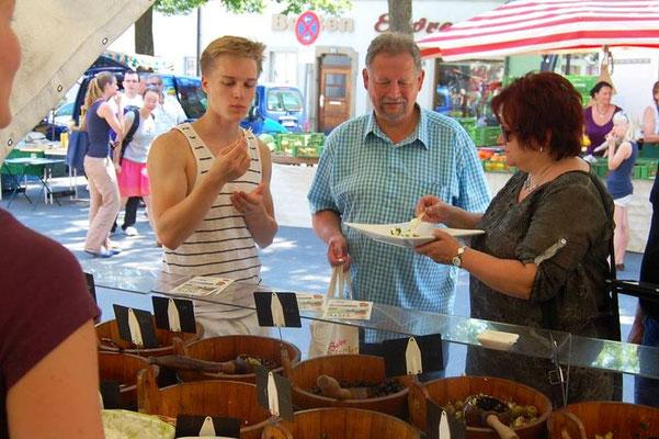 Kulinarischer Stadtspaziergang  (Wolfgang Pollnick)