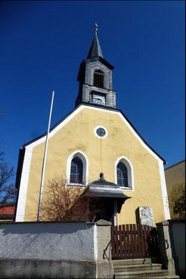 Kirche Döhlau