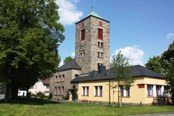 Der Ortsteil Moschendorf  (Anne Grießhammer)