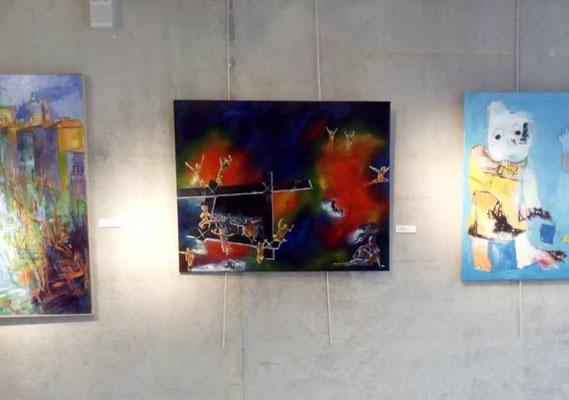 Participation au prix Emilios Coukidis 2017, Rueil-Malmaison