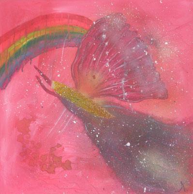 Lichtelfe des Regenbogens ... verkauft!