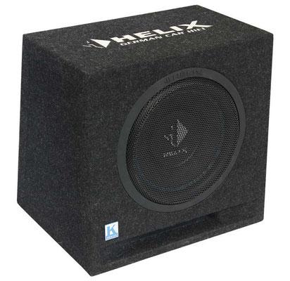 ヘリックスK10E 25cm 2Ω DVC なのでものすごく鳴ります。 外形寸法 W37×H37×D32(cm) メーカー希望小売価格 ¥35,000 + 税