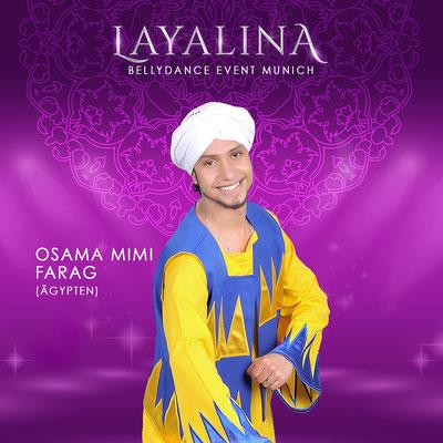 Osama Mimi Farag (Ägypten)