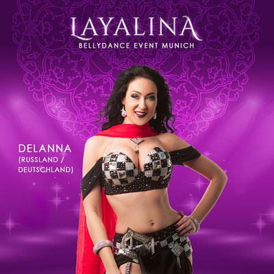 Delanna (Russland / Deutschland)