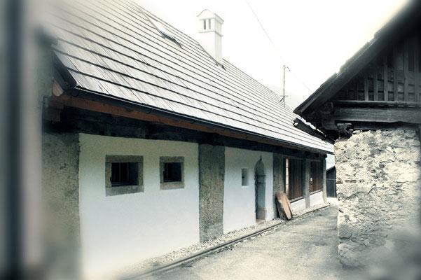 erlas galerie, erbaut 1633, restauriert 2003
