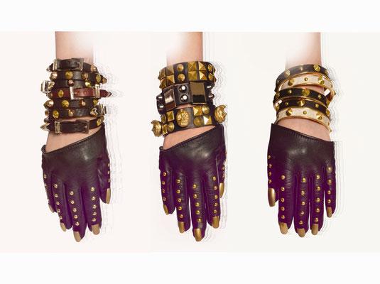 Virago Warp Bracelet / Virago Cuff Bracelet / Virago Bangles
