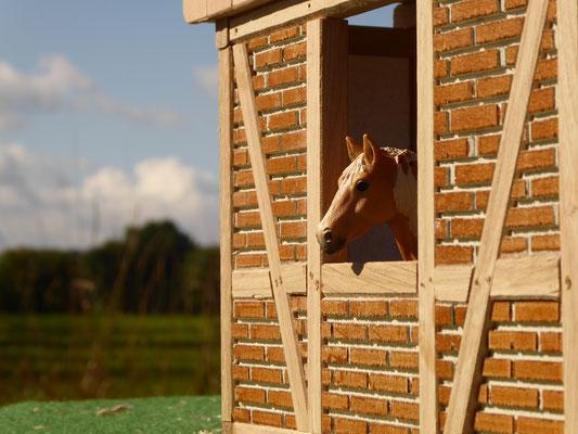 Schleich Pferd Fachwerk