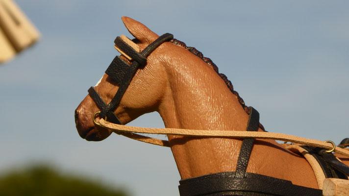 Schleich Pferd Halfter