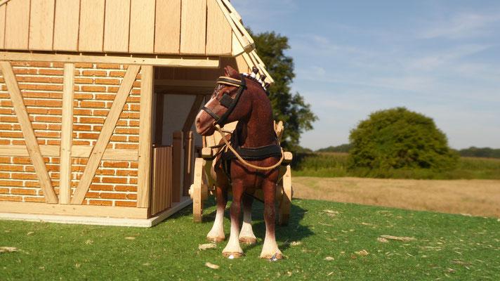 Schleich Pferde Kustche