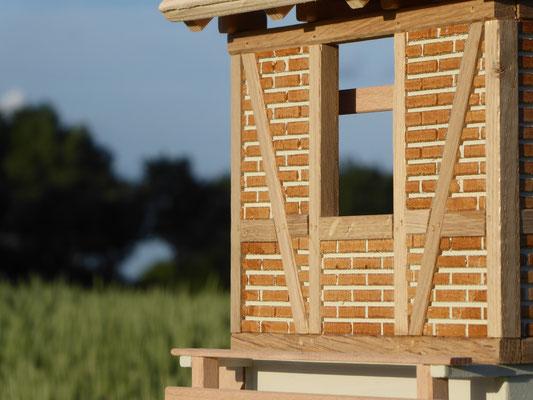 Holz Sattelkammer für Schleich