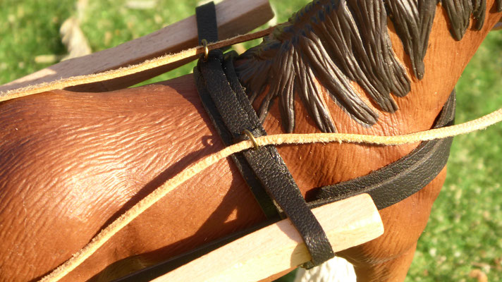 Schleich Horse Leather Tack