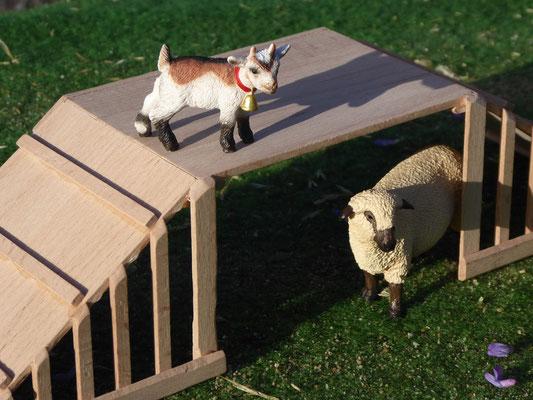 Schafe und Ziegen von Schleich