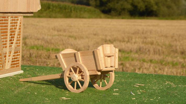 Kutschen aus Holz für Schleich