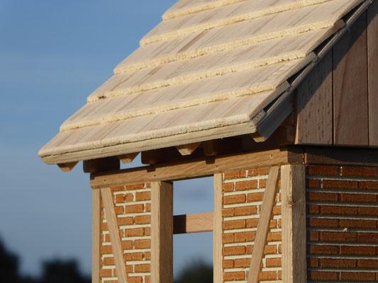 Sattelkammer für Schleich aus Holz