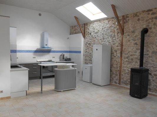 cuisine toute équipée pro-groupes-Lot-Dordogne