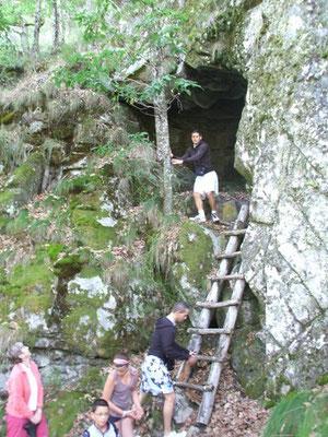 grotte de l'hermite-Lot-Dordogne