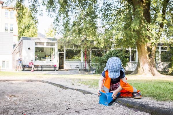 Kinderladen, Murmel, Kita, Hamburg, Inklusion, inklusiv, Wallanlagen