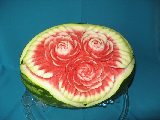 Melone kreativ