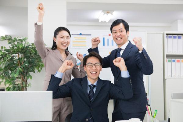 仕事がしやすい環境で良好な人間関係を維持!
