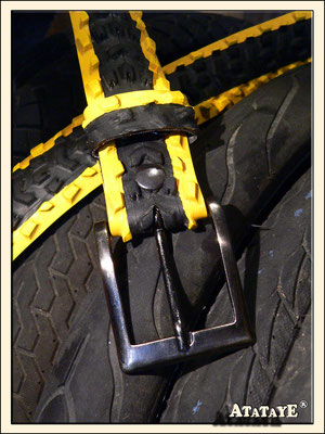 Atataye -Ne jetez plus vos pneus
