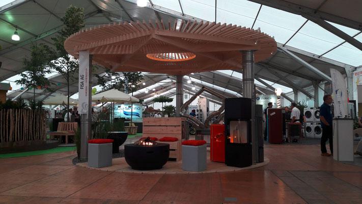 Kaminbau-an-der-Gewerbeausstellung