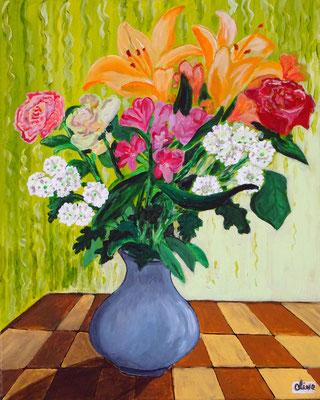 Le bouquet d'Estelle