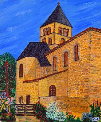 Eglise de Saint-Léon sur Vézère